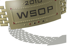 -- 2010 World Series of Poker Bracelet - WSOP --