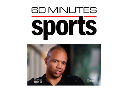Phil Ivey on 60 Minutes Sports - Television Show