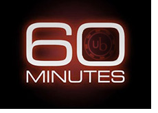 tv show 60 minutes - logo - ultimate bet poker room - superuser account