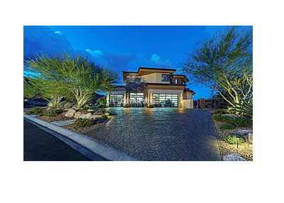 For Sale - Andy Bloch Las Vegas Home - December 2015