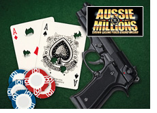 robbery and theft at the australian poker tournament - aussie millions
