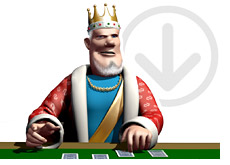 bad year for online poker - king says