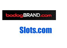 -- Bodogbrand.com and Slots.com logos --
