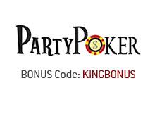 party poker marketing bonus code