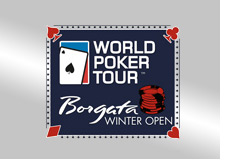 2008 borgata hotel & casino - winter open - poker tournament - logo
