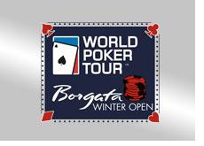 2008 borgata hotel & casino - winter open - poker tournament - logo