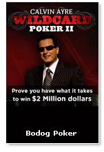 Calvin Ayre Wild Card Poker 2