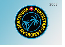 pokerstars tournament - caribbean adventure 2009 - logo