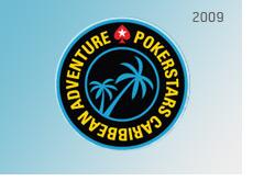 pokerstars tournament - caribbean adventure 2009 - logo