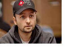 Daniel Negreanu - Leading the WPT Super High Roller event -  wsuppp