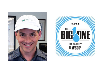 David Einhorn - WSOP - The Big One for One Drop
