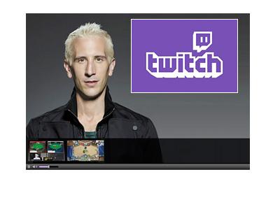 Bertrand Grospellier aka Elky - Twitch Profile