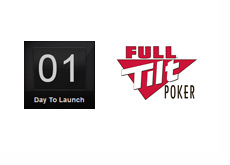 Full TIlt Poker - 1 Day to Launch