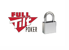 Full Tilt Poker logo lock - Illustration
