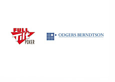 Full Tilt Poker and Odgers Berndtson - Company Logos
