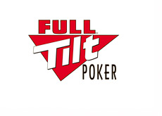 Full Tilt Poker Logo - White Background