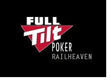 RailHeaven at Full Tilt Poker Room - Logo