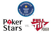 -- guinness book of world records logo - full tilt and pokerstars logos --
