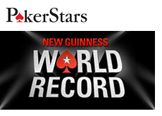 -- 2010 Pokerstars - New Guinness World Record - Largest Online Poker Tournament --