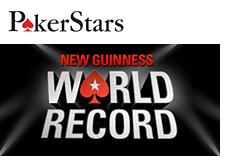 -- 2010 Pokerstars - New Guinness World Record - Largest Online Poker Tournament --
