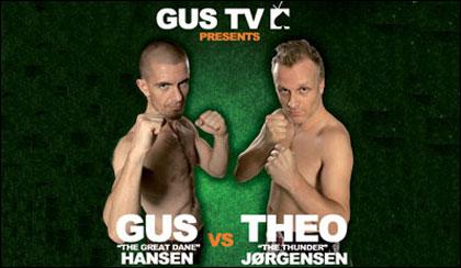 poster fight - gus hansen vs. theo jorgensen