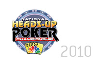 -- NBC National Heads-Up Poker Championship - Logo --