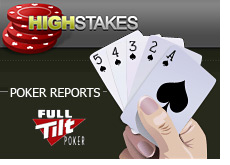 poker report by highstakes databases