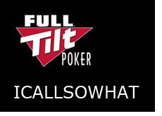 online poker player icallsowhat - playing at full tilt poker