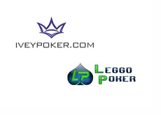 IveyPoker and LeggoPoker lgoos