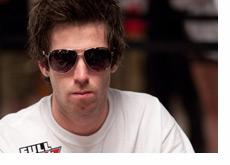 John Racener looking a little confused