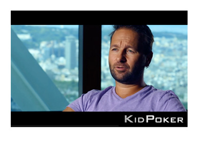 Kidpoker - Movie trailer - Film about Daniel Negreanu by Pokerstars