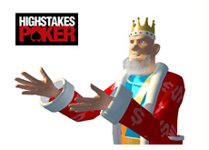 leaked episode of high stakes poker and the king