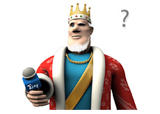 king is asking the poker community about the minimal age of online poker players