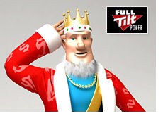 poker king is scratching his head... wondering about the latest move by full tilt poker room