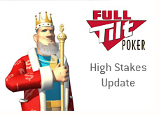 poker king next to the full tilt logo