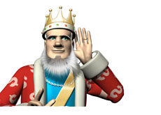 The King is keeping his ear to the streets - Finding out the latest News from the Poker World