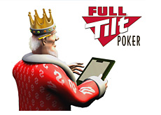 poker king is taking notes - full tilt poker logo