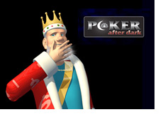 -- King and the Poker After Dark logo --