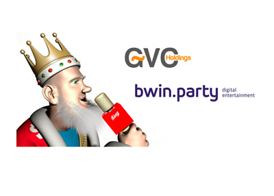 The King is reporting on the latest on the GVC holdings and Bwin.Party Digital Entertainment buyout deal
