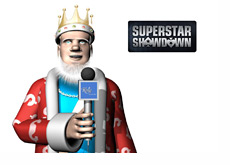 The King reporting - Pokerstars Superstar Showdown