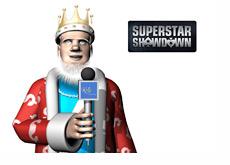 The King reporting - Pokerstars Superstar Showdown