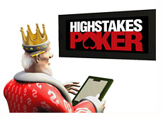 king is taking notes - highstakes poker tv show