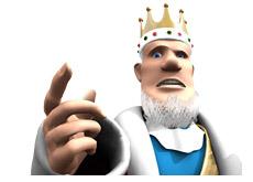 king telling it the way it is