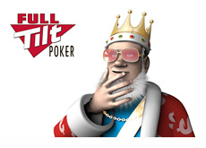 The King is thinking about the Full Tilt situation