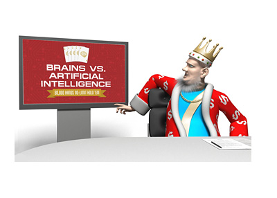King TV - Brains vs. Artificial Intelligence - Report and Discussion
