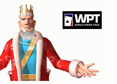 king is wondering about the wpt championship first day turnout