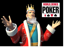-- poker king is talking about day 1 of the wsop final event - 2009 --