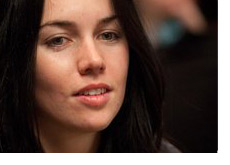 Beautiful Liv Boeree at the WSOP 2010