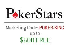 logo pokerstars - bonus code