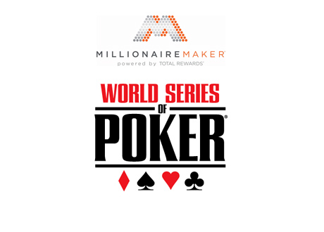 The Millionaire Maker - World Series of Poker (WSOP) - Logo